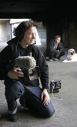 Lighting Cameraman - Douglas Gray